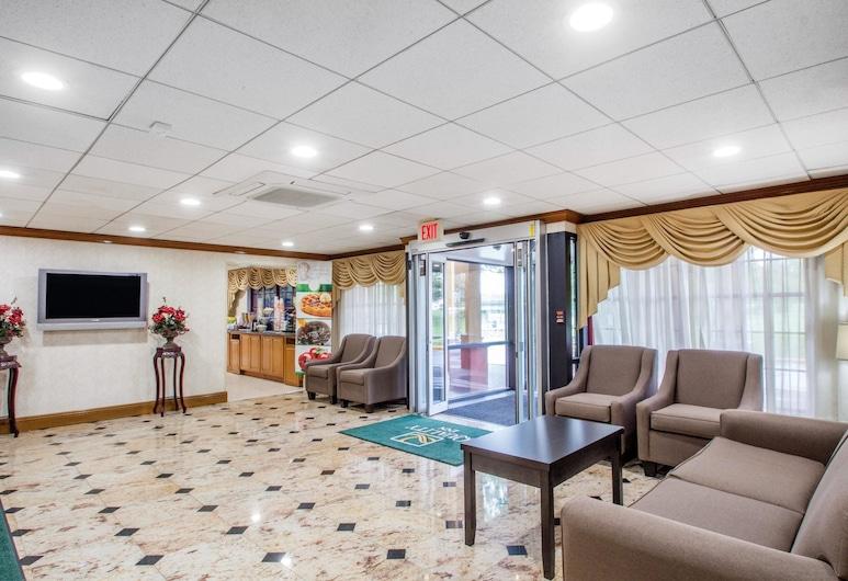 Quality Inn Near Princeton, Lawrenceville, Lobby