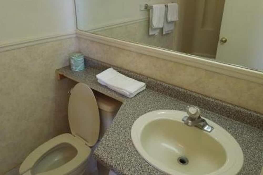 Standaard kamer, 1 kingsize bed, niet-roken - Badkamer