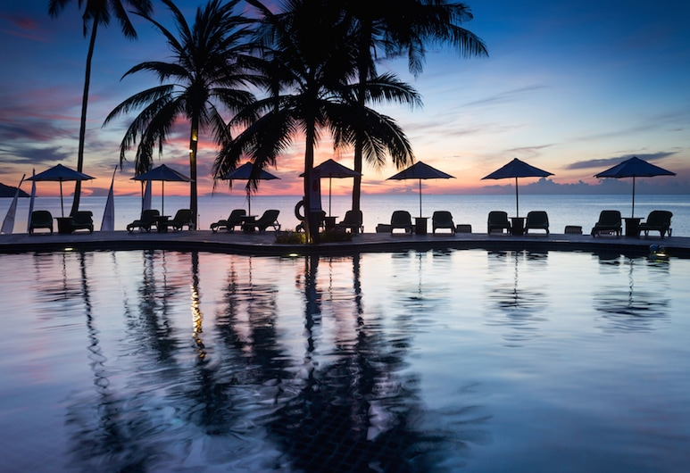 Nora Beach Resort and Spa, Koh Samui, Svømmebasseng