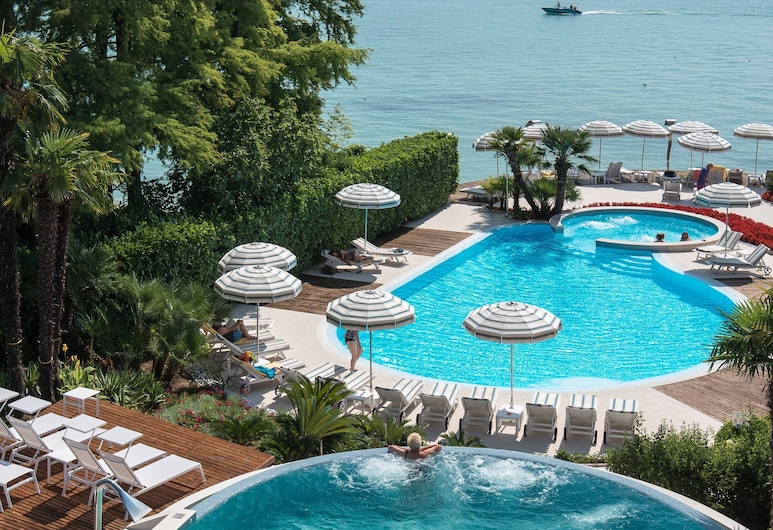 Hotel Continental Thermae & Spa, Sirmione, Bådsejlads
