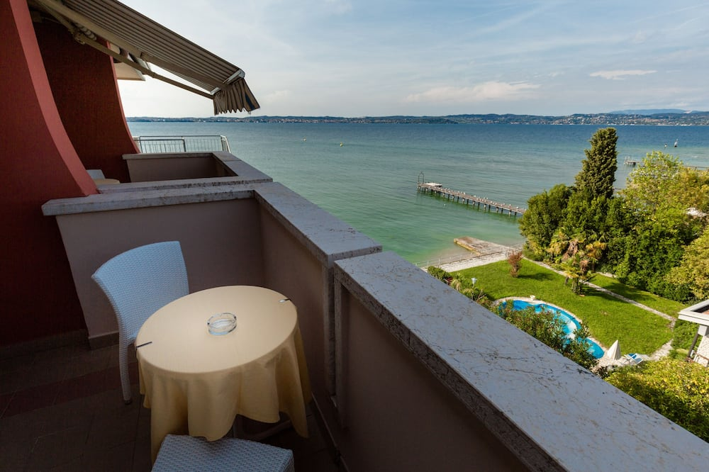 標準雙人房, 部分湖景 - 湖景