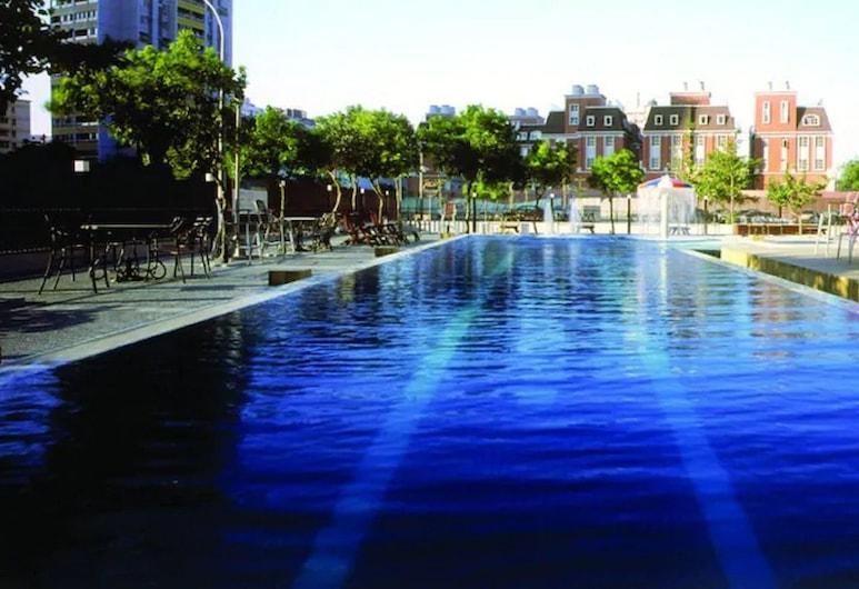 台中福華大飯店, 台中市, 室外泳池