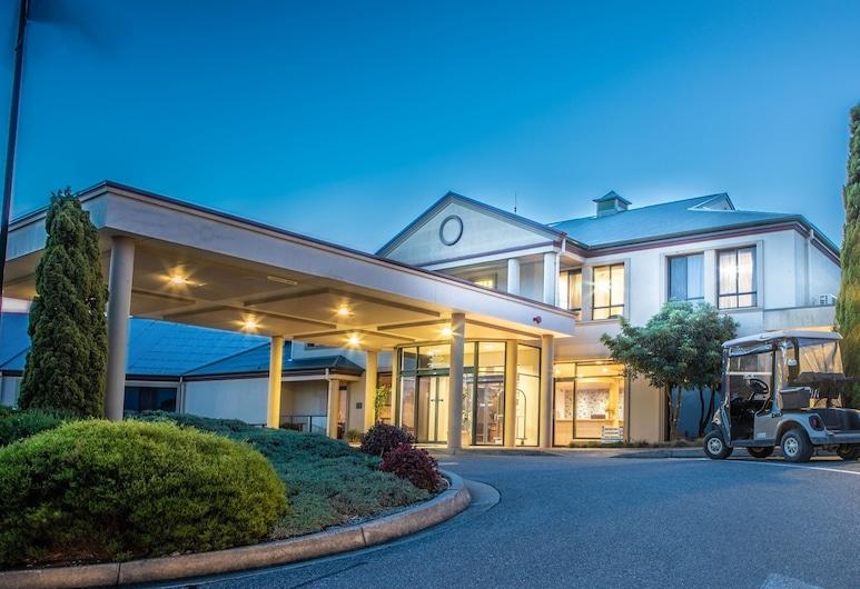 McCracken Country Club, McCracken, Otelin Önü - Akşam/Gece
