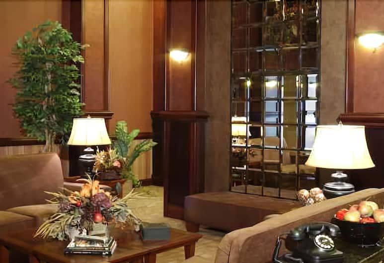 Homewood Suites by Hilton Indianapolis Northwest, Indianapolis, Sitteområde i lobbyen