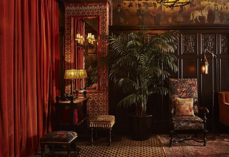 The Bowery Hotel, New York, Lobby Lounge
