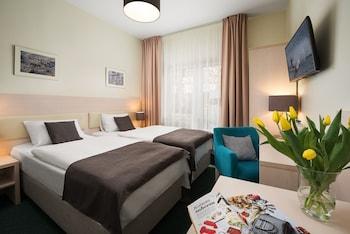 Gdańsk — zdjęcie hotelu Villa Angela