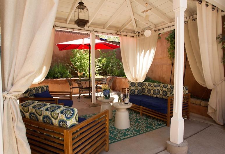 Inn on the Paseo, Santa Fe, Terrace/Patio