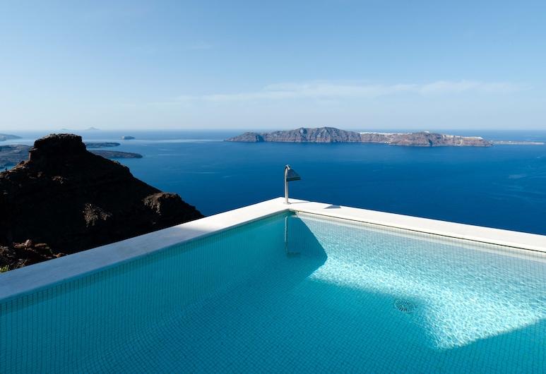 Andromeda Villas, Santorini, Infinity Pool