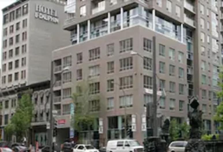 Hotel Le Dauphin Montreal Centre Ville, Montreal, Välisilme