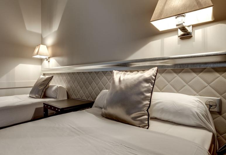 호텔 디 아미앵, 파리, 트윈룸, 객실