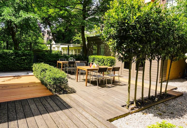 羅馬人廣場酒店, 阿姆斯特丹, 花園