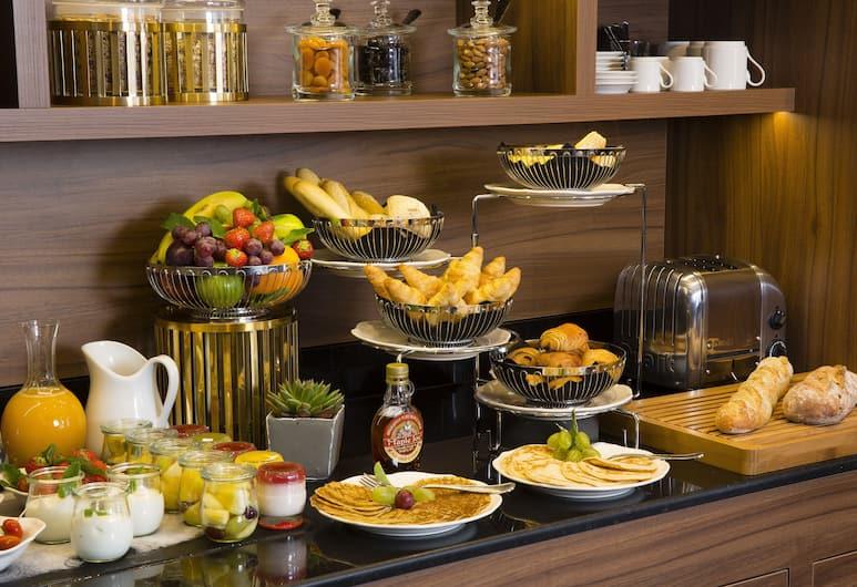 호텔 휘슬러, 파리, 아침 식사 공간