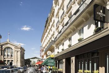 ภาพ โรงแรมวิสต์เลอร์ ใน ปารีส