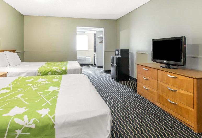 Rodeway Inn & Suites Winter Haven Chain Of Lakes, Winter Haven, Suite, 2 letti matrimoniali, non fumatori, Camera