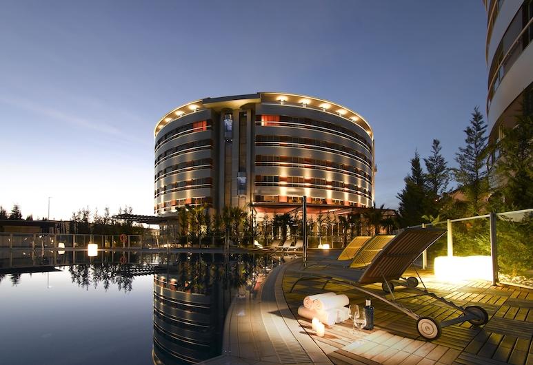Abades Nevada Palace Hotel, Granada, Utendørsbasseng