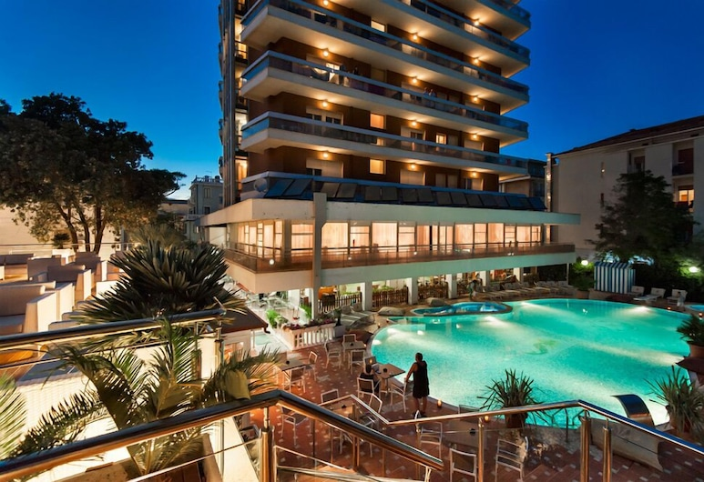 Hotel Gambrinus Tower Resort, Bellaria-Igea Marina