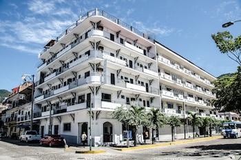プエルト バジャルタ、ホテル ベルマー ガレリアの写真