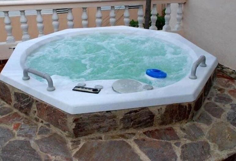 伽特里烏斯莊園酒店, 聖多明哥, 天台泳池