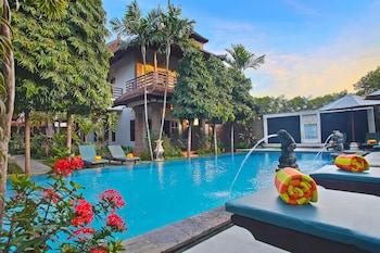 Naktsmītnes Puri Sading Hotel attēls vietā Denpasara