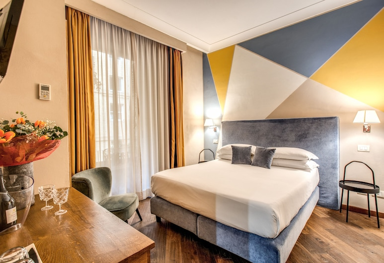 Boutique Hotel Galatea, Rome, Flexible Room (Room Change), Guest Room