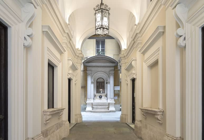 Boutique Hotel Galatea, Rome, View from Hotel