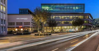 Nuotrauka: Four Points by Sheraton Sihlcity Zurich, Ciurichas