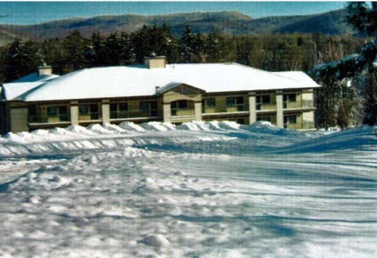 Hillside Inn at Killington, Killington, Hotel Front