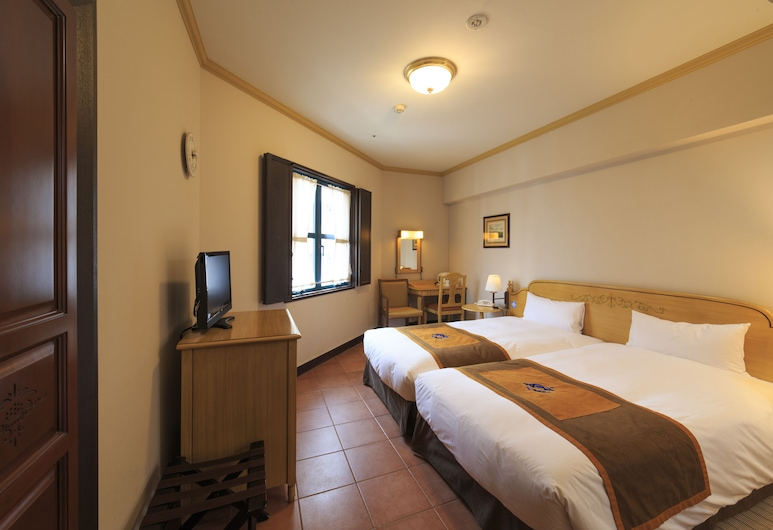 Hotel Monterey Nagasaki, Nagasaki, Hollywood Twin Non-Smoking, Guest Room