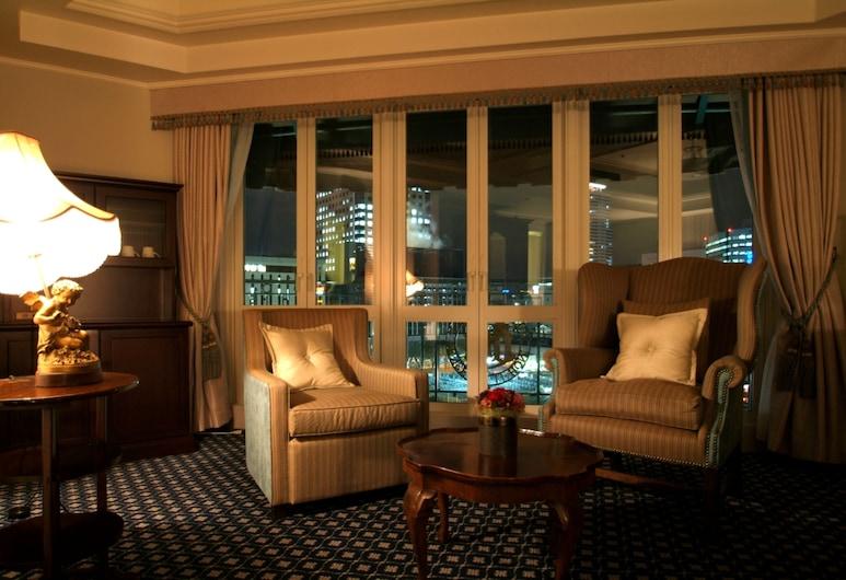 札幌蒙特利酒店, 札幌, 奢華客房 (2 Single Sized Beds), 客房