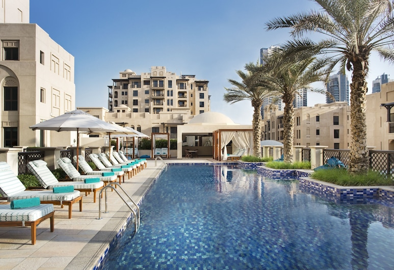 Manzil Downtown, Dubai, Pool