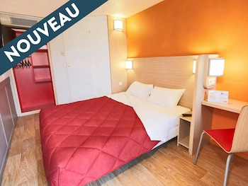 Book this In-room accessibility Hotel in Torcy