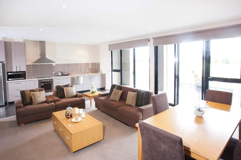 Deluxe-Zimmer, 2Schlafzimmer - Wohnbereich