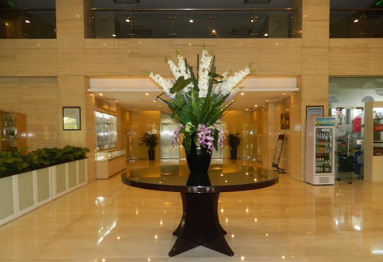 Holiday Inn Express Airport Tianjin, an IHG Hotel, Tianjin, Lobby