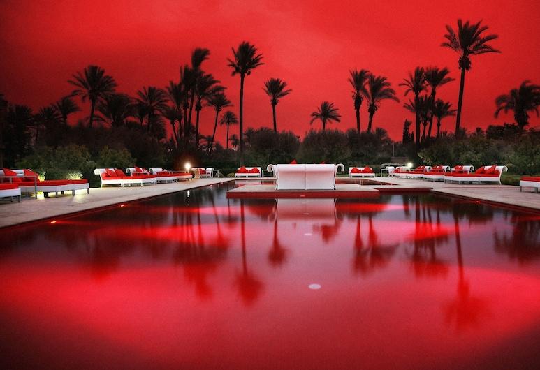 馬拉喀什穆拉諾島度假飯店, 馬拉喀什, 游泳池
