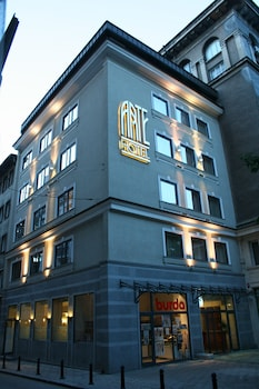 Picture of Arte Hotel in Sofia