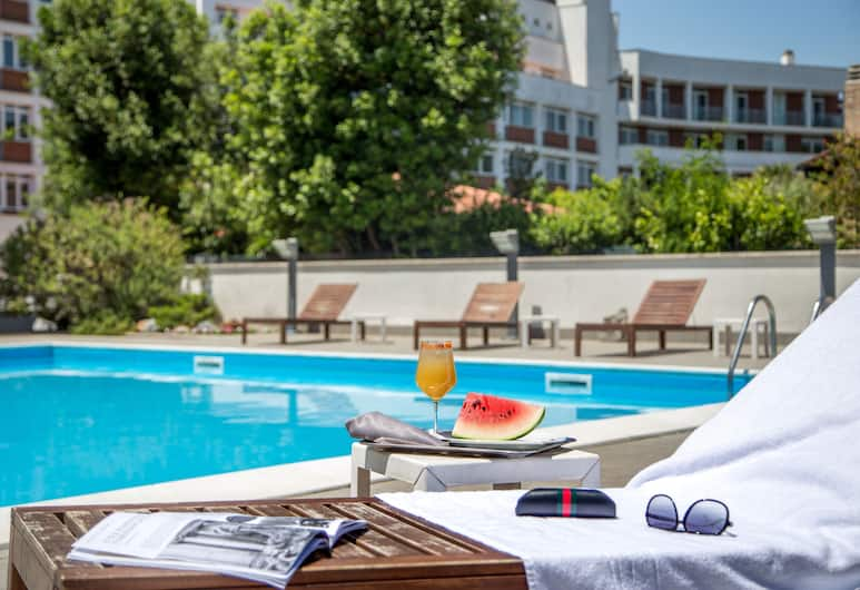 Hotel Capannelle, Rome, Outdoor Pool