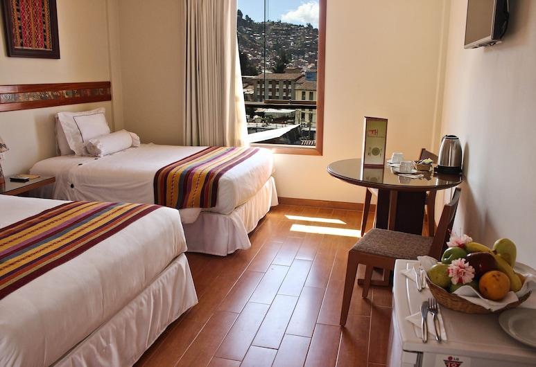 Hotel Taypikala Cusco, Cusco, Standardværelse til 4 personer, Værelse