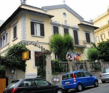 羅馬席爾瓦飯店的相片