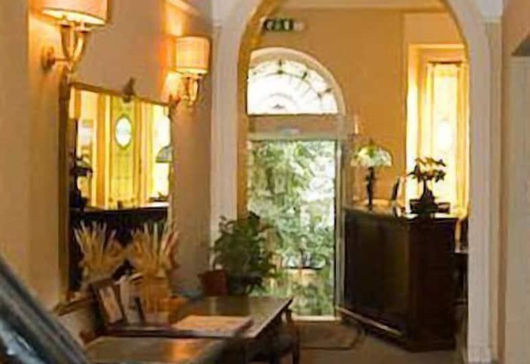 Hotel Silva, Rom, Meja Sambut Tetamu
