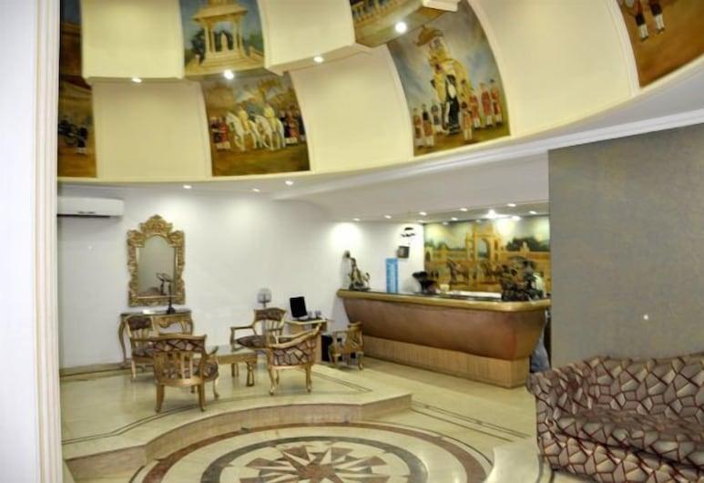 Hotel Maurya Heritage, New Delhi, Lobby
