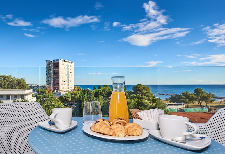 Hotel Sol Sipar For Plava Laguna, Umag, Familienzimmer, Verbindungszimmer (Superior), Balkon