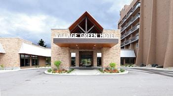Obrázek hotelu Village Green Hotel ve městě Vernon