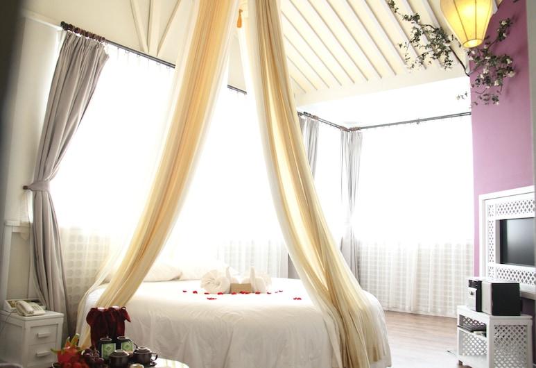 Orchid Hotel, Hue, Romantická izba, Hosťovská izba
