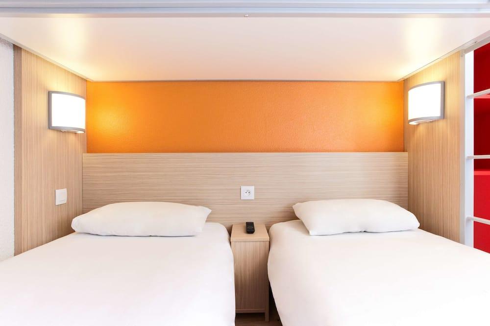 Standarta trīsvietīgs numurs, 3 vienguļamās gultas - Viesu numurs