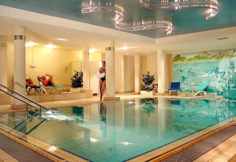 Amber Hotel Bavaria, Bad Reichenhall, Alberca cubierta