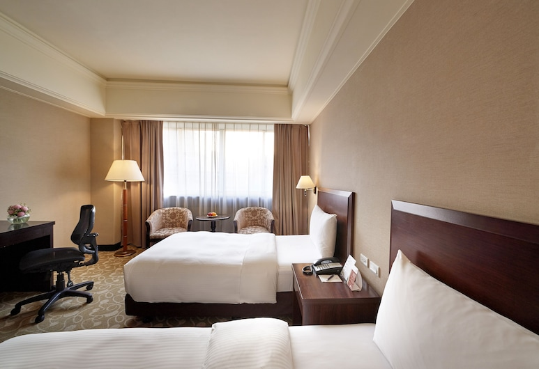 Sunworld Dynasty Hotel Taipei, Taipei, Executive Twin Room, Guest Room