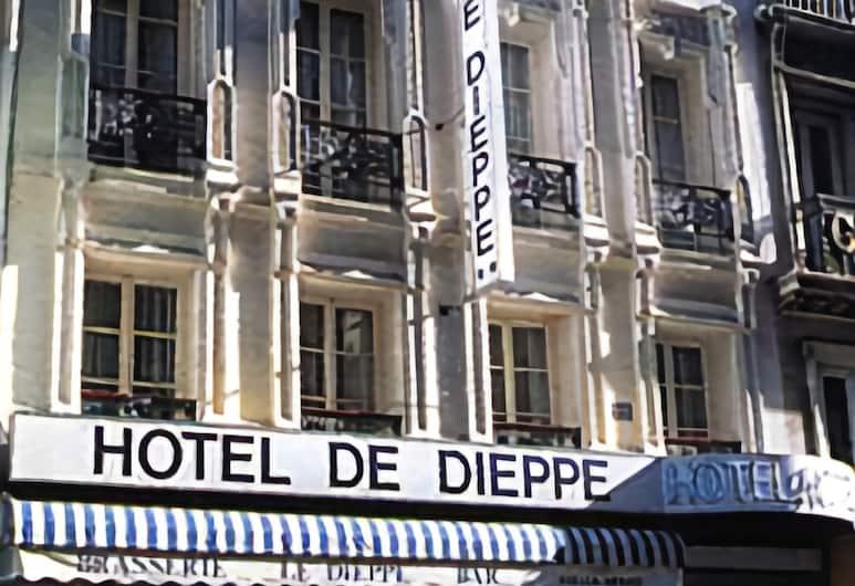 Hôtel Opera Dieppe, Paris, Utvendig