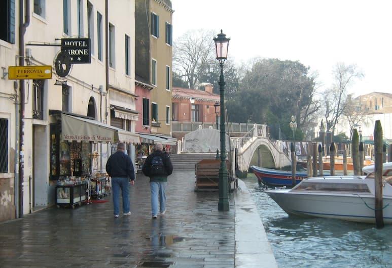 Airone Hotel, Venice, Exterior