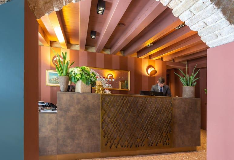 호텔 티치아노, 베네치아, 리셉션