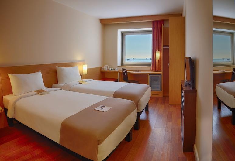 Ibis Istanbul Zeytinburnu, איסטנבול, חדר סטנדרט זוגי, מיטה זוגית, נוף לים, נוף לחוף/לאוקיינוס